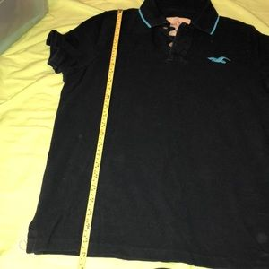 Hollister Mens Large Polo